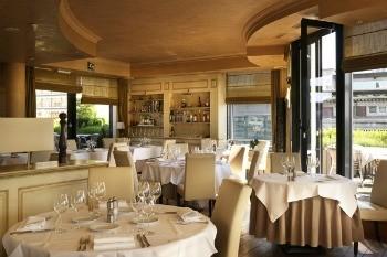 Antwerp Hotel Hyllit restaurant