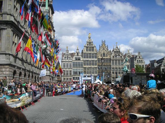 The 10 Miles of Antwerp