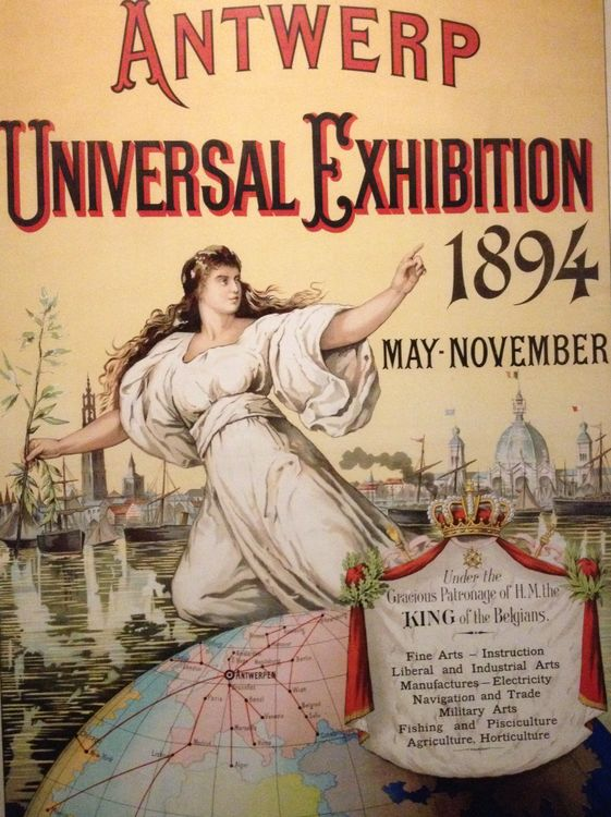 Antwerp Universal Exhibition