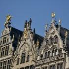 The Grote Markt in Antwerp