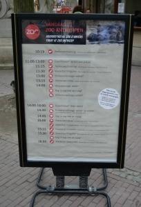 Antwerp Zoo schedule