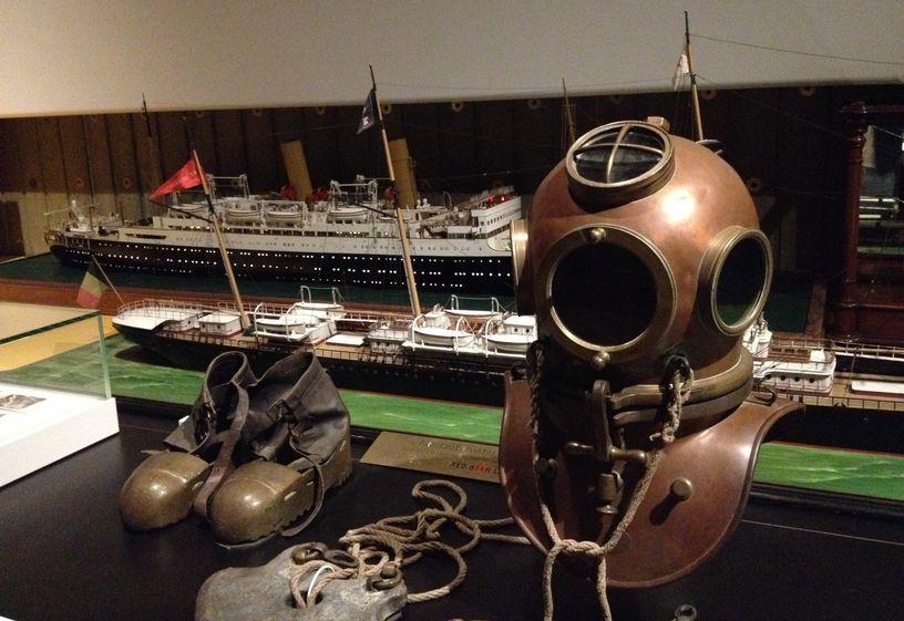 MAS Nautical museum pieces