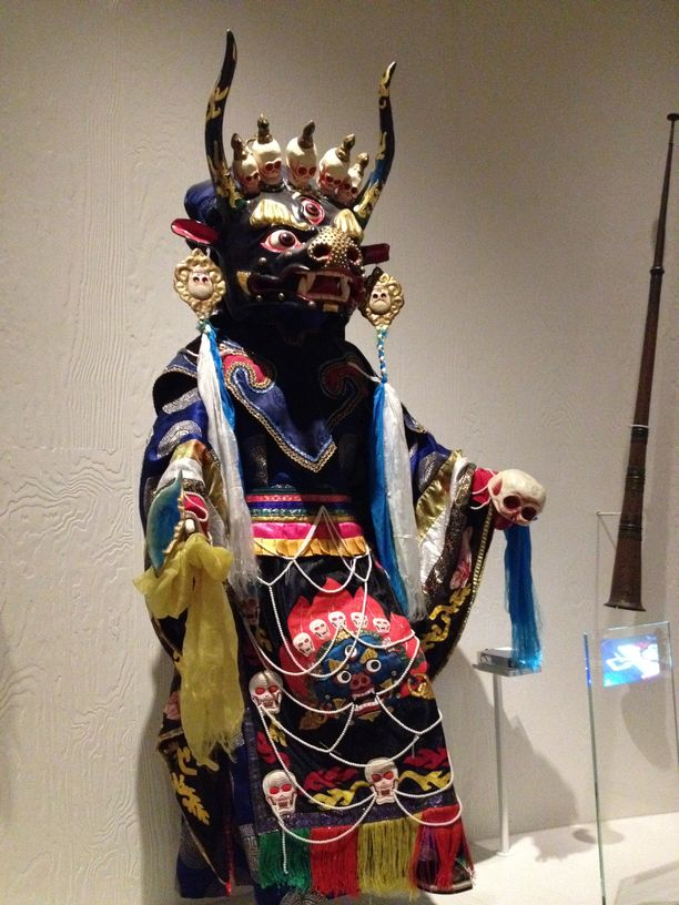 MAS exhibition