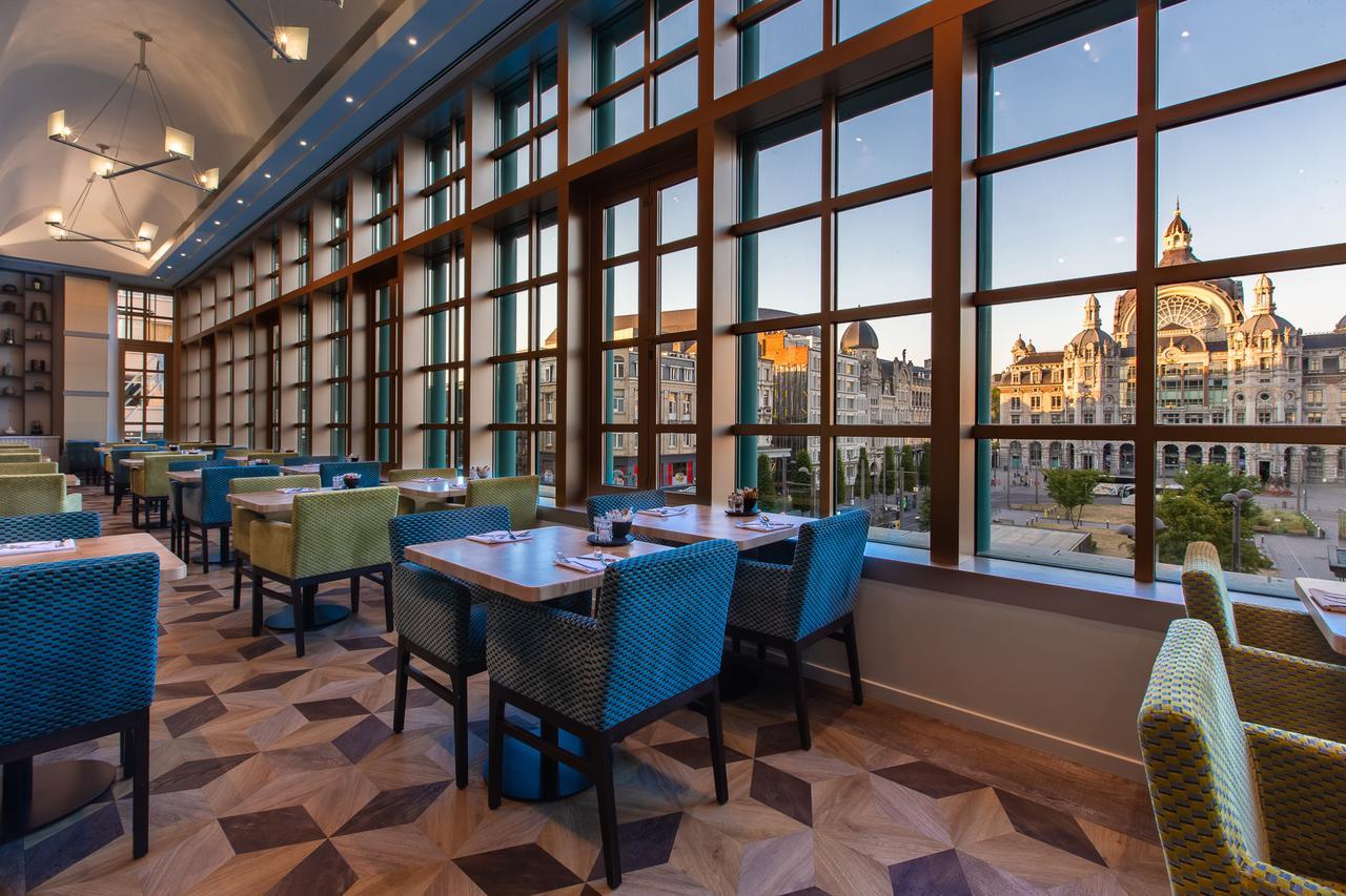 The Radisson BLU Astrid Hotel in Antwerp