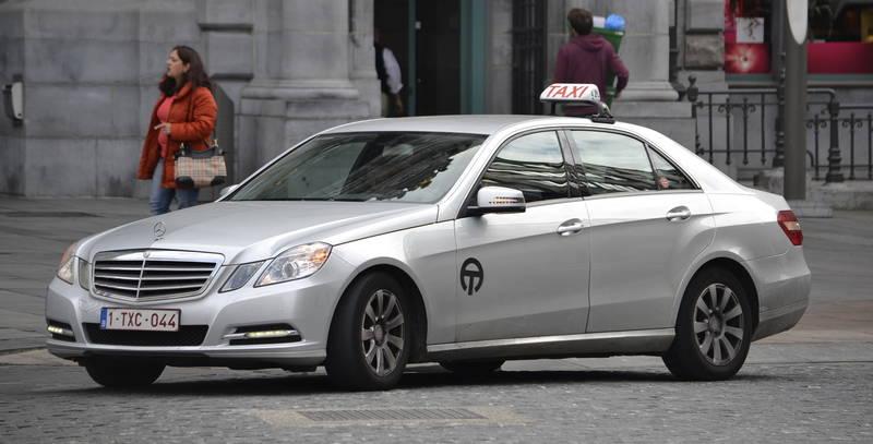 Antwerp Taxi