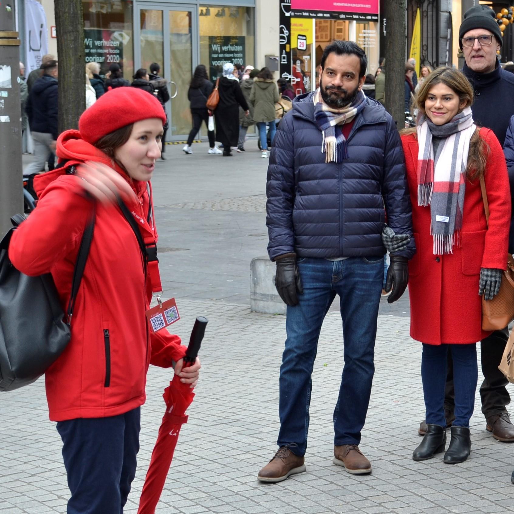 Antwerp Walking Tour