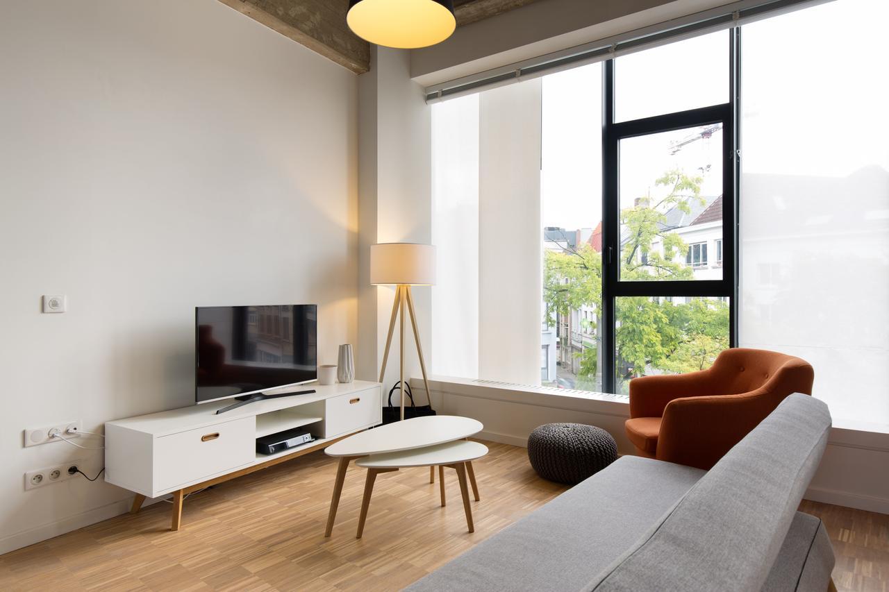 Appartementen in Antwerp Photo credit: Antwerp City Loft