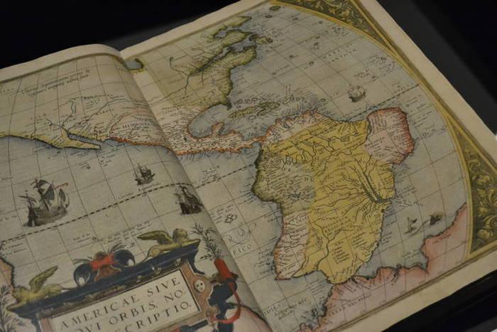De Atlas van Ortelius, Museum Plantin Moretus Antwerpen