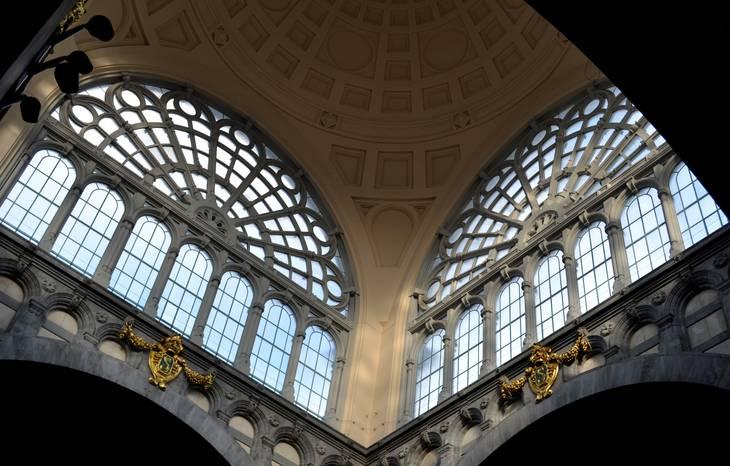 Coppola Antwerp Train Station