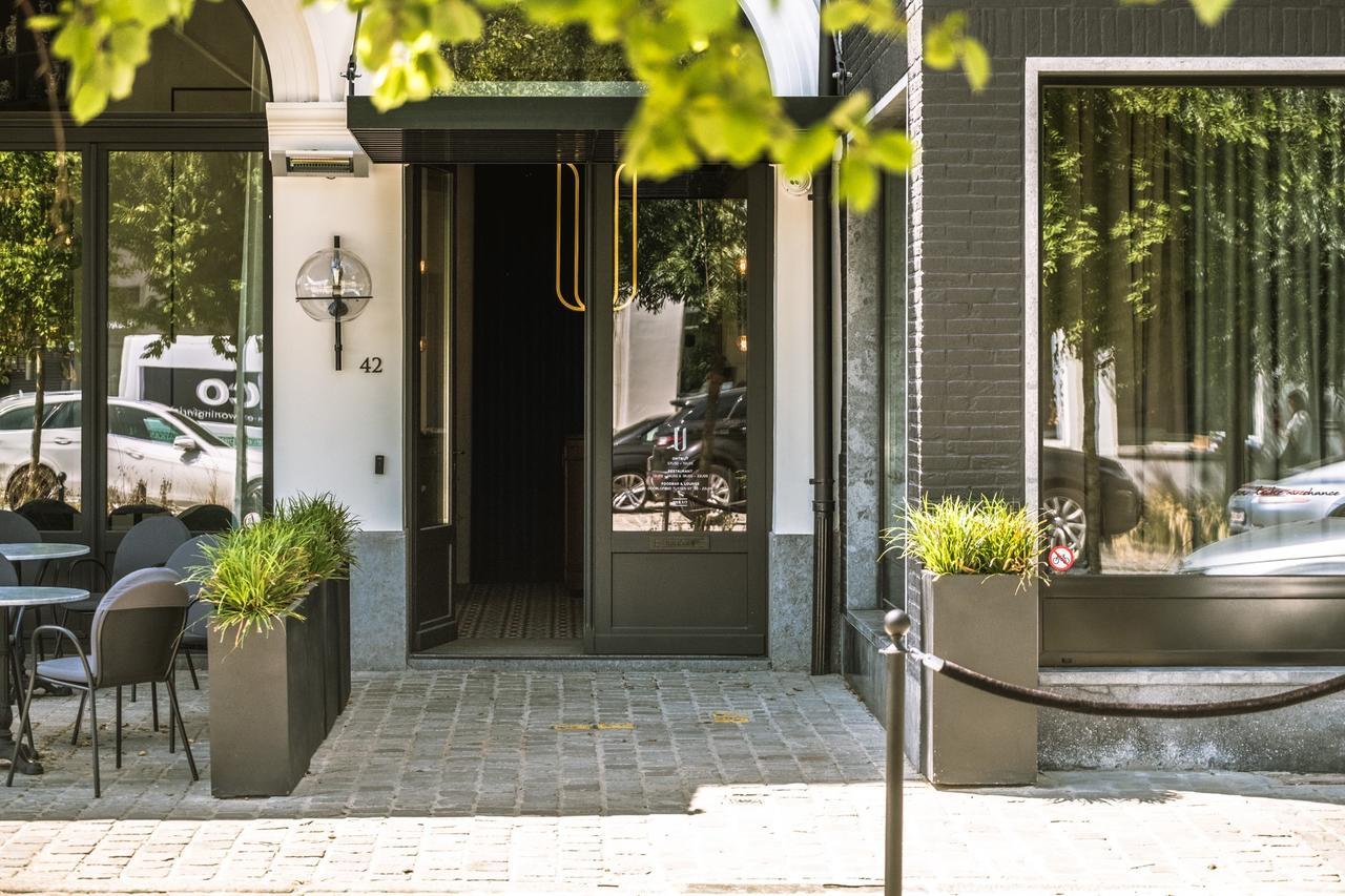 Luxury Hotel U Eat & Sleep in Antwerp