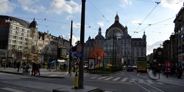 Koningin Astridplein Antwerp