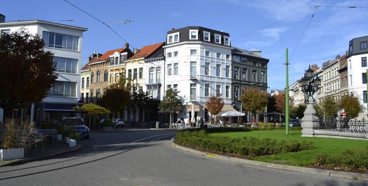 Marnixplaats Antwerp
