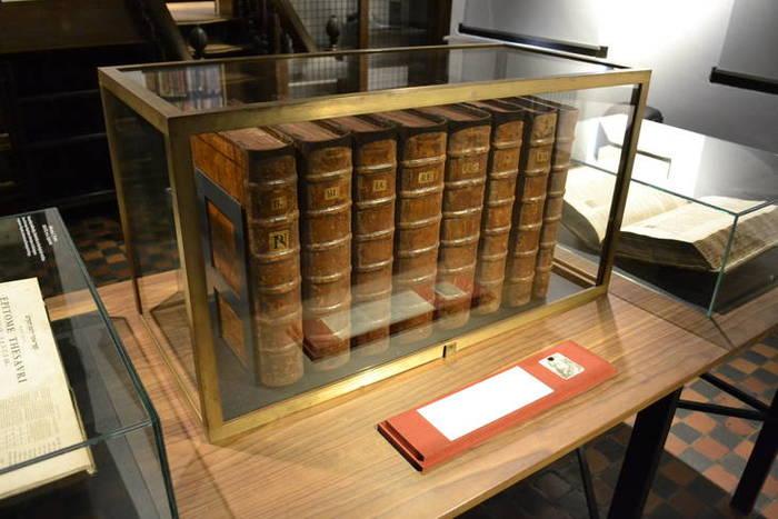 De Biblia Regia ofwel Biblia Polyglotta, Museum Plantin-Moretus Antwerpen