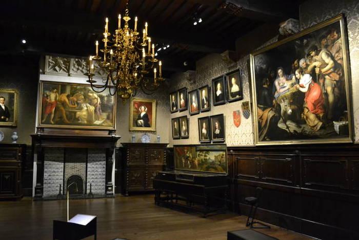 Het Groot Salon, Museum Plantin-Moretus Antwerpen