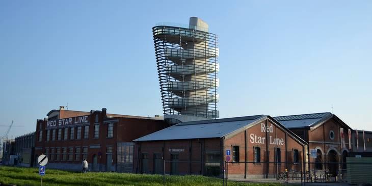 The Red Star Line Museum in Antwerp Belgium