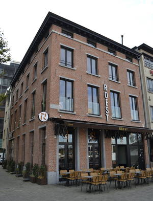 Roest Antwerpen