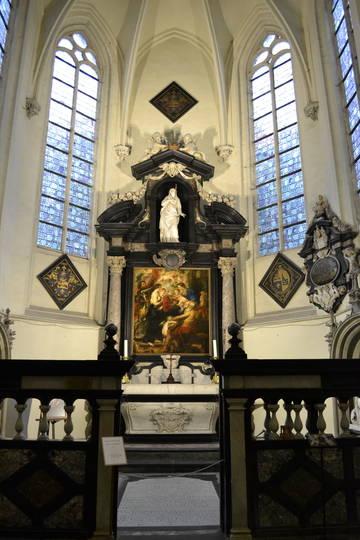 Rubens' Tomb Chapel Antwerp