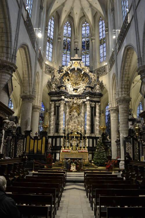 Sint Jacobskerk Antwerpen