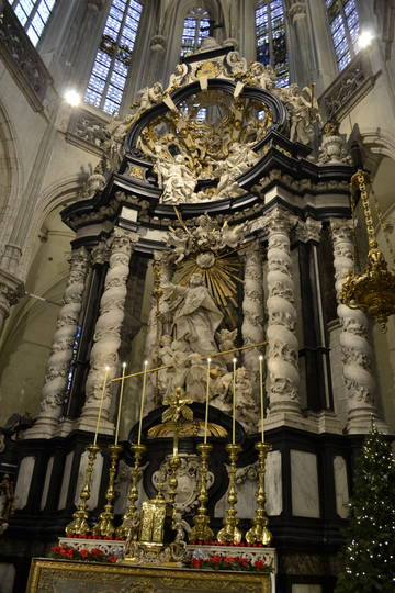 St. James' altar Antwerp