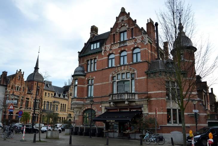 Tramplein Antwerpen