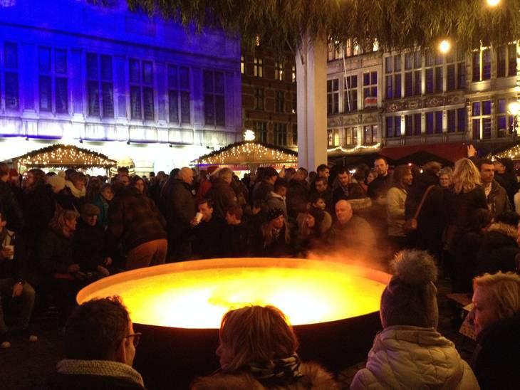 Antwerpse Kerstmarkt