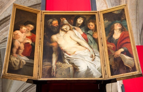 Art in the Antwerp Cathedral