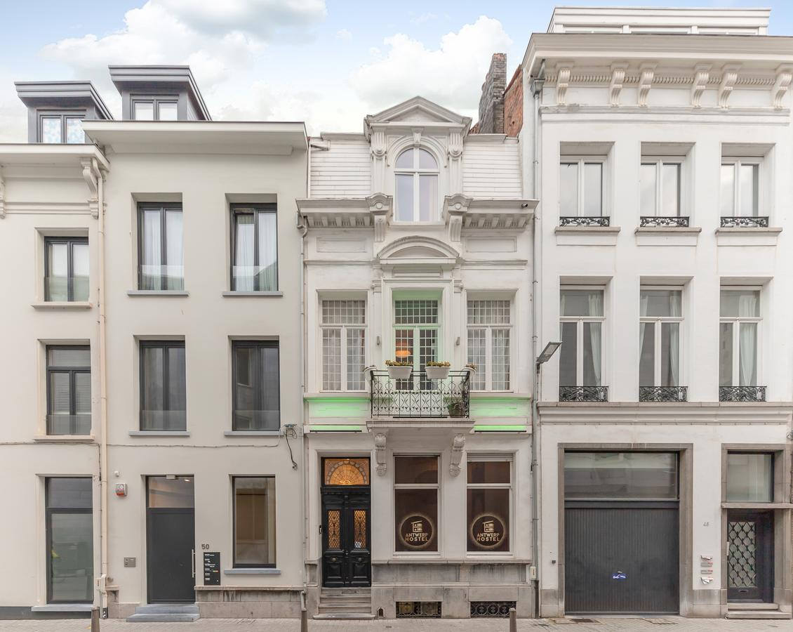 The Antwerp Hostel, Jodenstraat 48