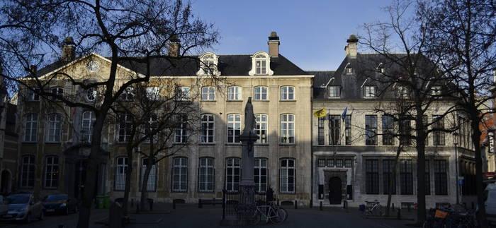 Museum Plantin-Moretus Antwerpen - Vrijdagmarkt