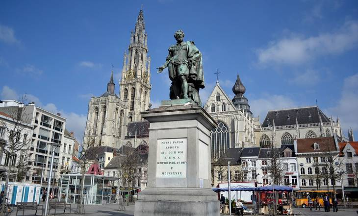 Come and Visit Antwerp City!