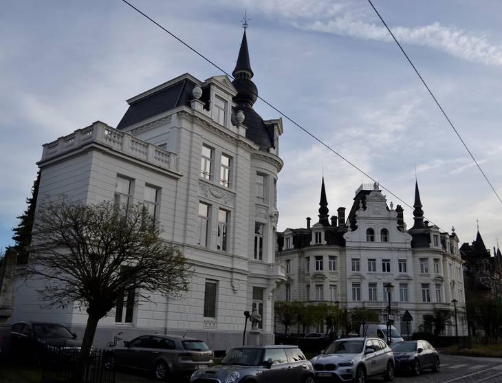 Zurenborg Antwerpen
